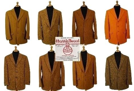 Ginger Harris Tweed jacket