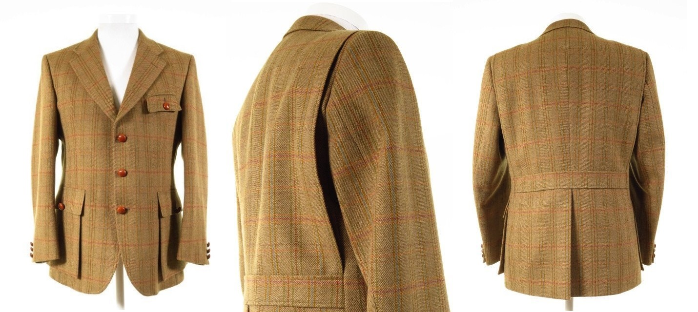 Men S Norfolk Tweed Jacket Tweedmans Tweedmans
