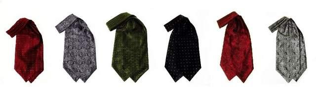 Are Cravats in Fashion? - Tweedmans