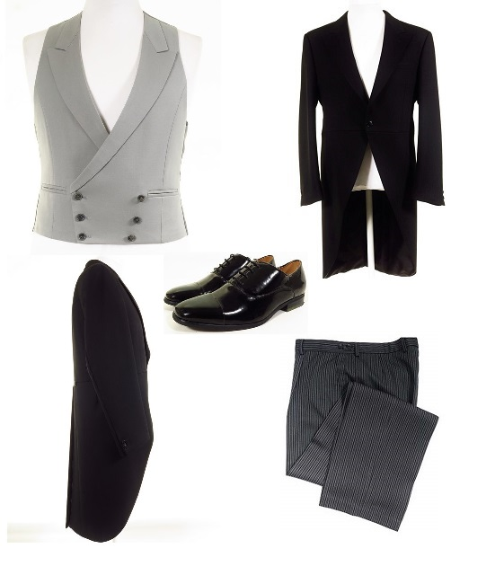 Royal Ascot Morning Suit